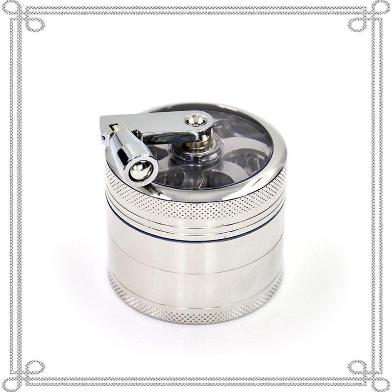 Hand Grinders For Metal ~ Best mm hand crank herb grinder metal grinders with