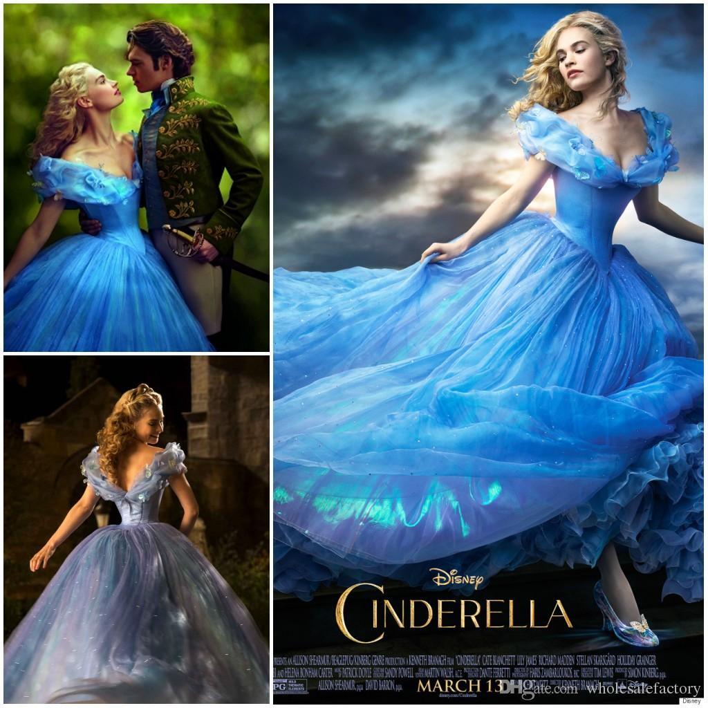 Cinderella Prom Dress