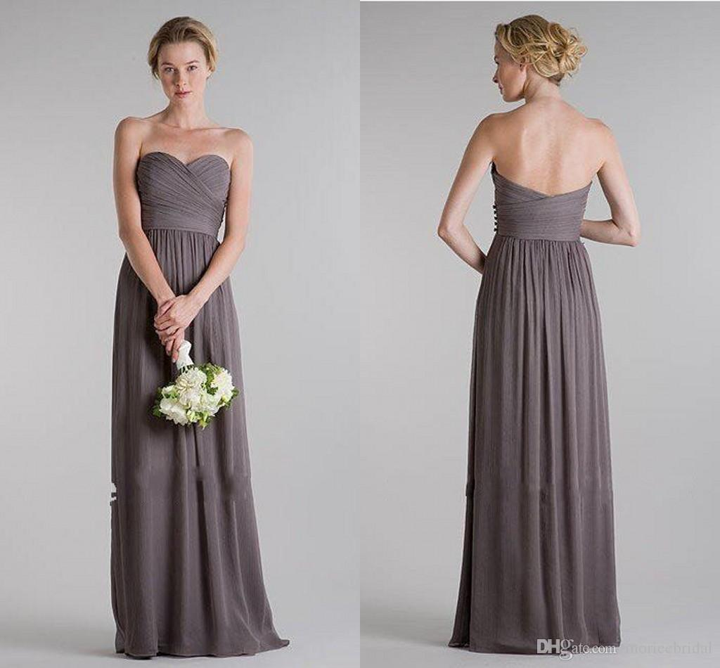 Unique Designed Bridesmaids Dresses