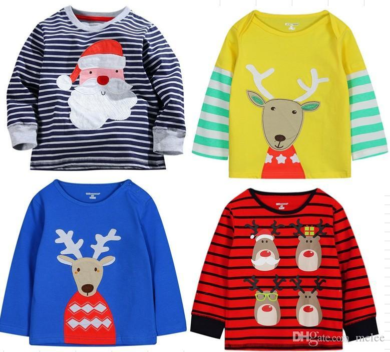 Cover your body with amazing Boys Christmas t-shirts from Zazzle. Search for your new favorite shirt from thousands of great designs!