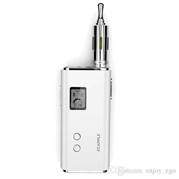 What are side effects of electronic cigarettes