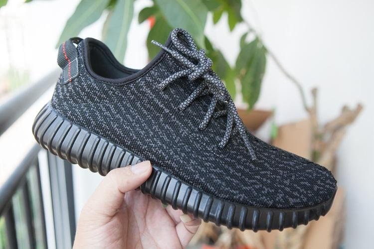 Replica AAA quality yeezy 350 boost black Pirate 58 $ free shipping