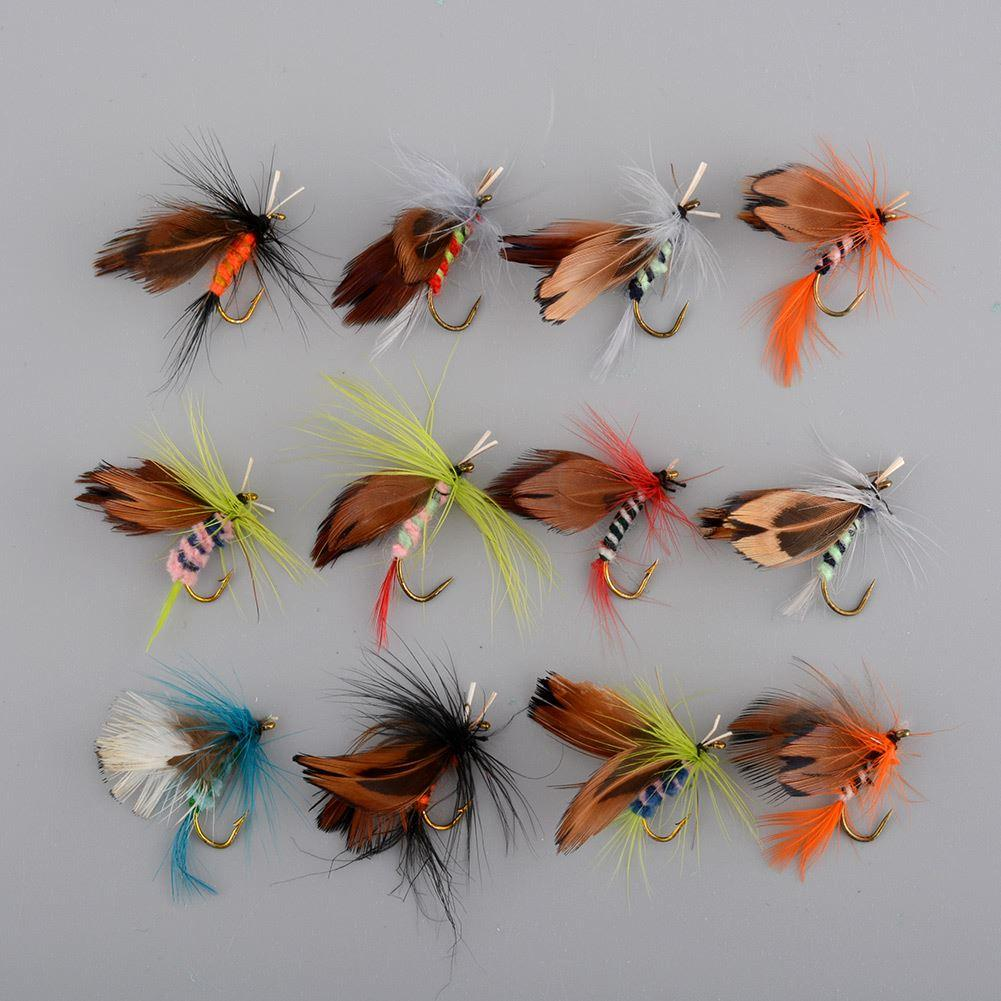 promotion fly fishing hooks butterfly style salmon flies trout, Fly Fishing Bait