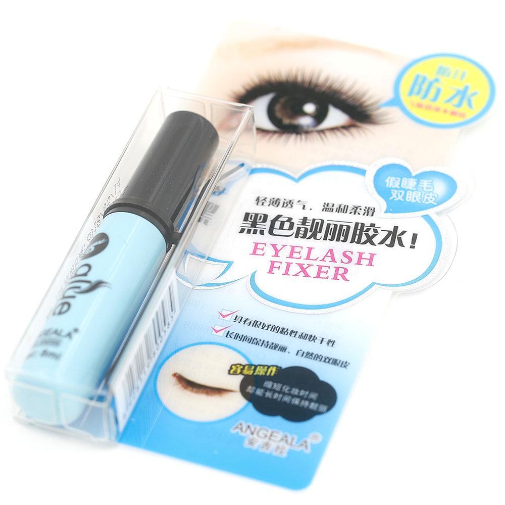 Eyelash Glue Eyelash Extension Glue 12 pcs/box Black False Eyelashes Glue Eye Lash Glue Eye Lid Glue Eye Gel AN058