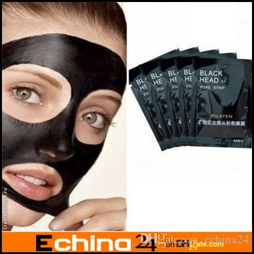 Black Paste Mineral Mud Nose Pore Cleansing Blackhead ...