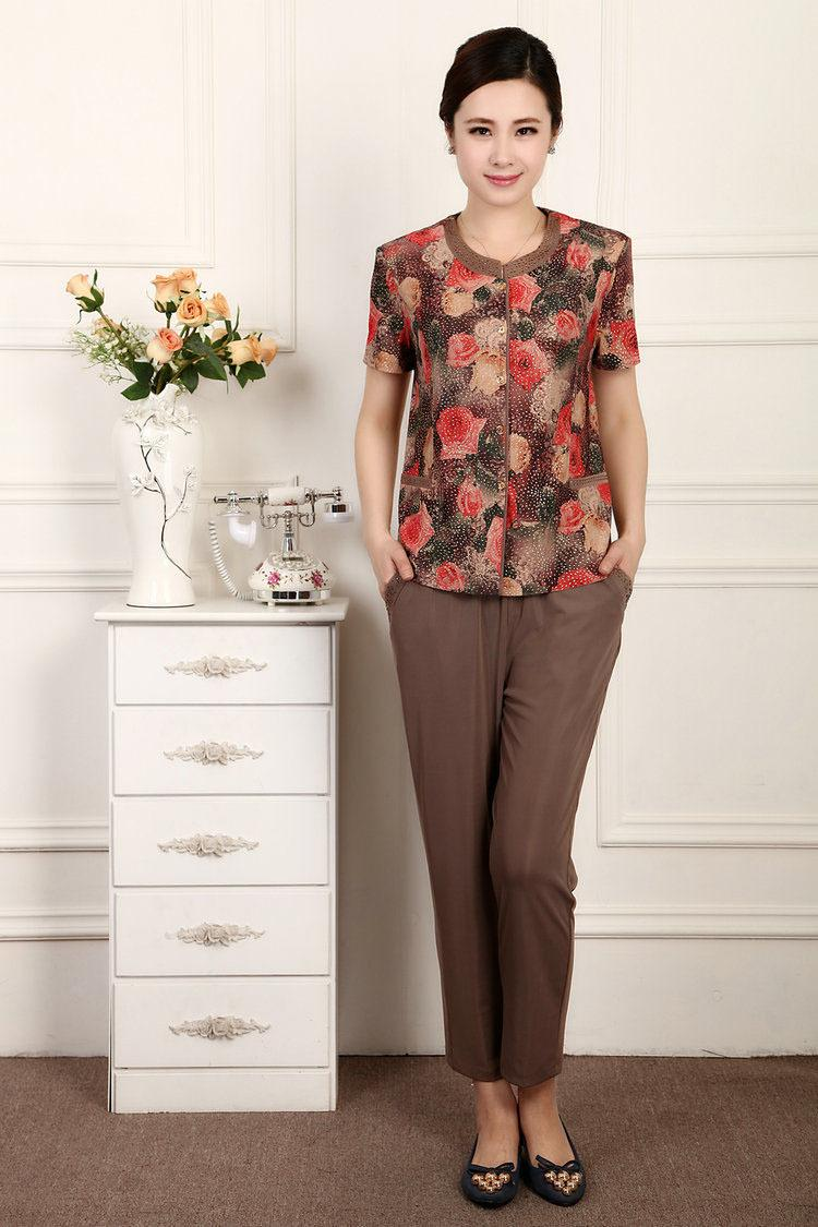 Mature women clothing stores