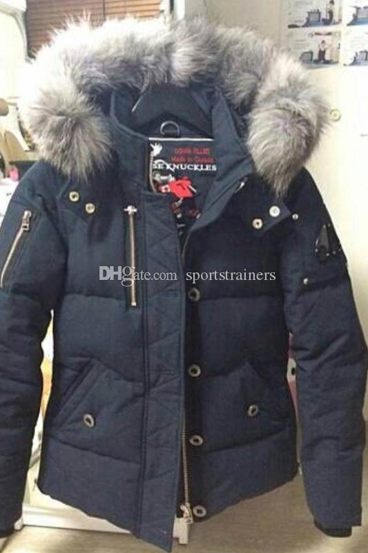 how to know real moose knuckles jacket