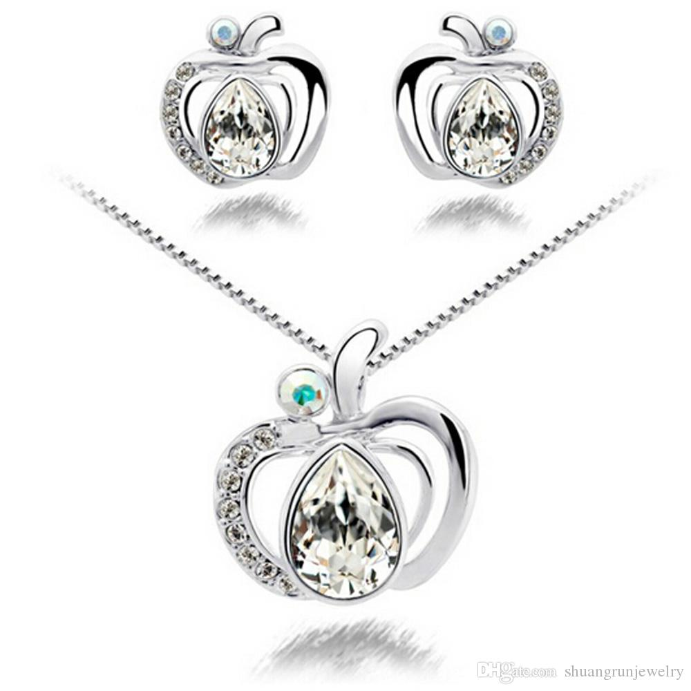 Apple Jewelry Apple Design Jewelry Sets