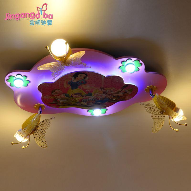 Creativo de la historieta llevó la lámpara de techo de iluminación ...