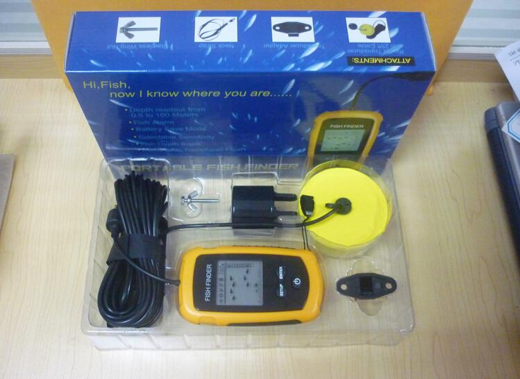 ultrasonic test fish sonar fish finder radar ground fish water, Fish Finder