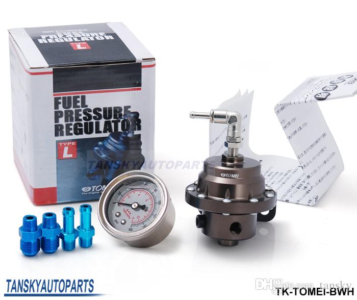 2017 tansky tomei fuel pressure regulator with white gauge for What is fpr rating