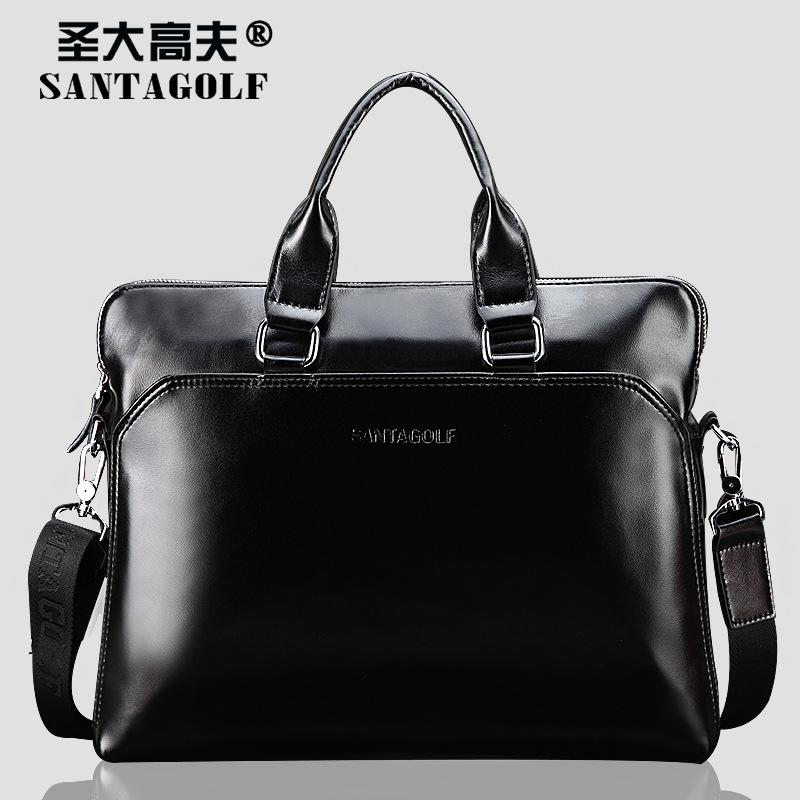 Business Man Bag Brand Laptop Bag Man Bag Shoulder Cross Section ...