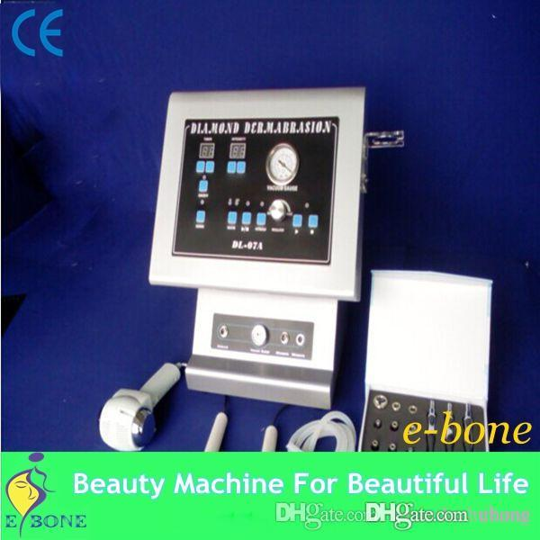skin exfoliating machine