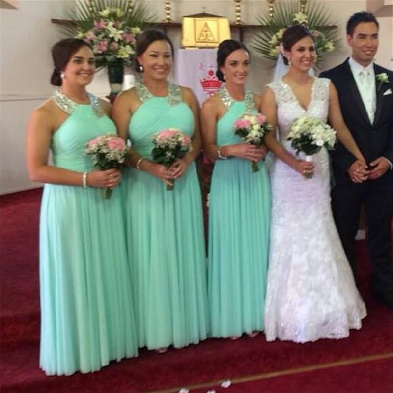 Mint Green Bridesmaid Dresses David\'S Bridal - Expensive Wedding ...