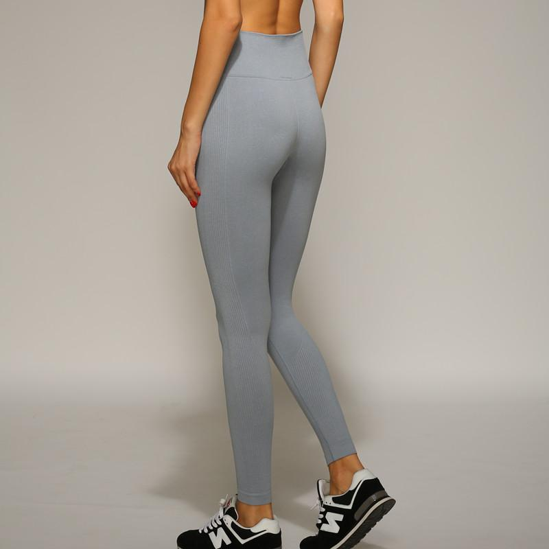 Online Cheap Yoga Leggings For Female Women High Waist Gym ...