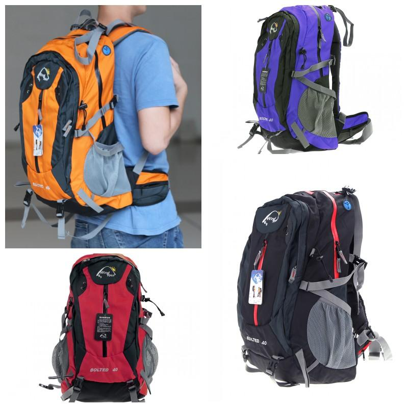 Wind Tour 40l Outdoor Sport Travel Backpack Mountain Climbing ...
