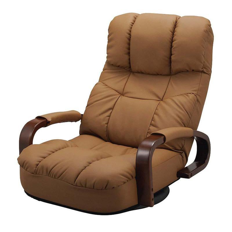 2017 Floor Reclining Swivel Chair 360 Degree Rotation