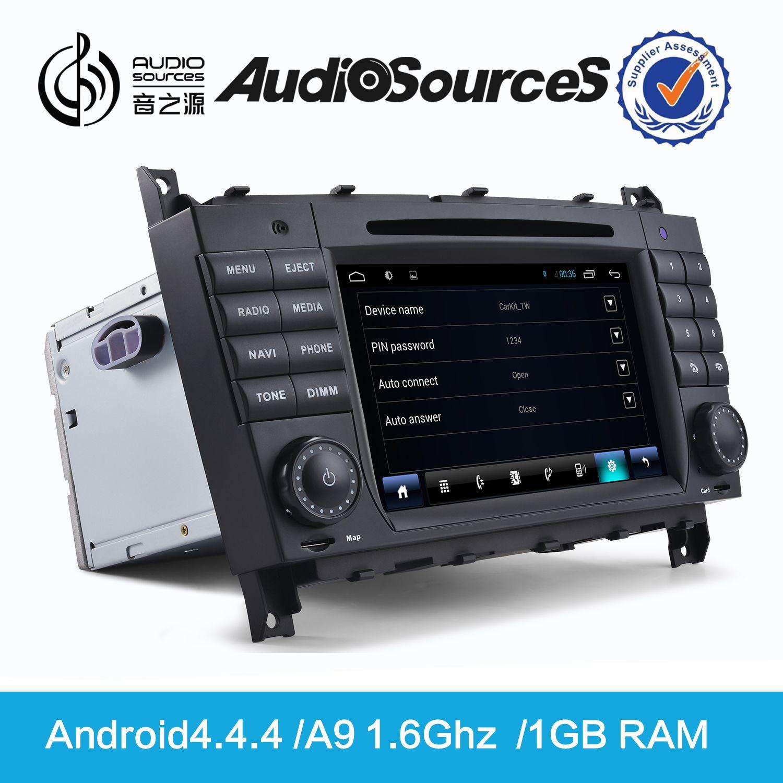 Best Truck Navigation Systems : Car dvd mercedes benz ml gps navigation system