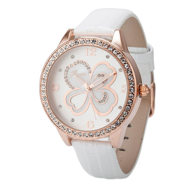 stylish watches for womens genuine leather designer wrist