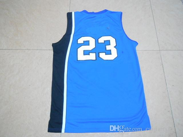 free fast shipping Derrick Rose Jerseys, Stitched Wake Forest # 23 Derrick Rose College Basketball Jerseys, Size: S-XXL
