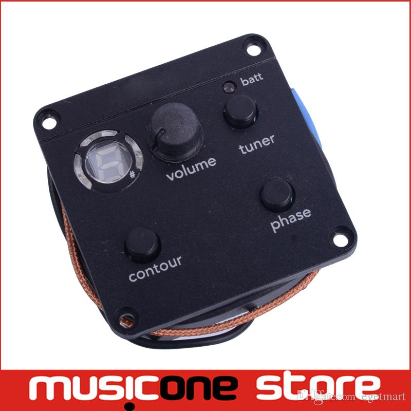 2017 Acoustic Guitar Eq Tone Phase Switch Pickup Battery Box ...