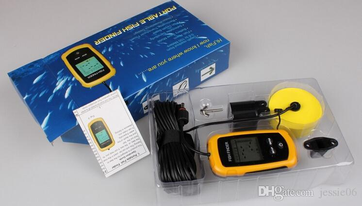 ultrasonic test fish sonar fish finder radar ground fish water, Fish Finder