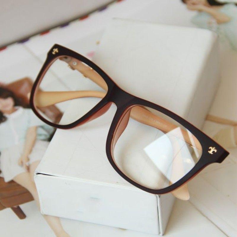 Glasses Frame Fashion 2016 : Fashion Designer 2016 New Big Brand Style Brand WomenS ...