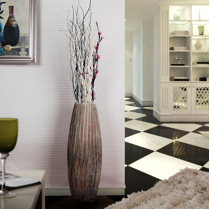 Jingdezhen ceramic of large vases home furnishing for Jarrones de suelo zara home