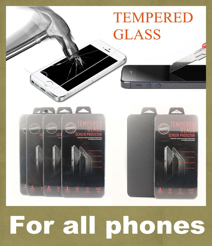 Cellphone Screen Protector Tempered Glass