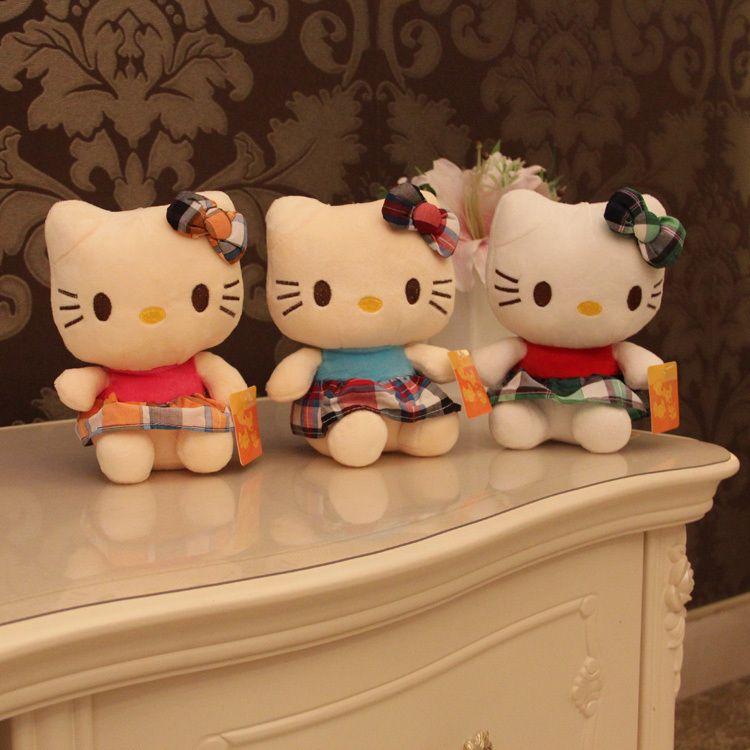 Popular Hello Kitty Toys : Cheap kawaii hello kitty plush toys classic stuffed