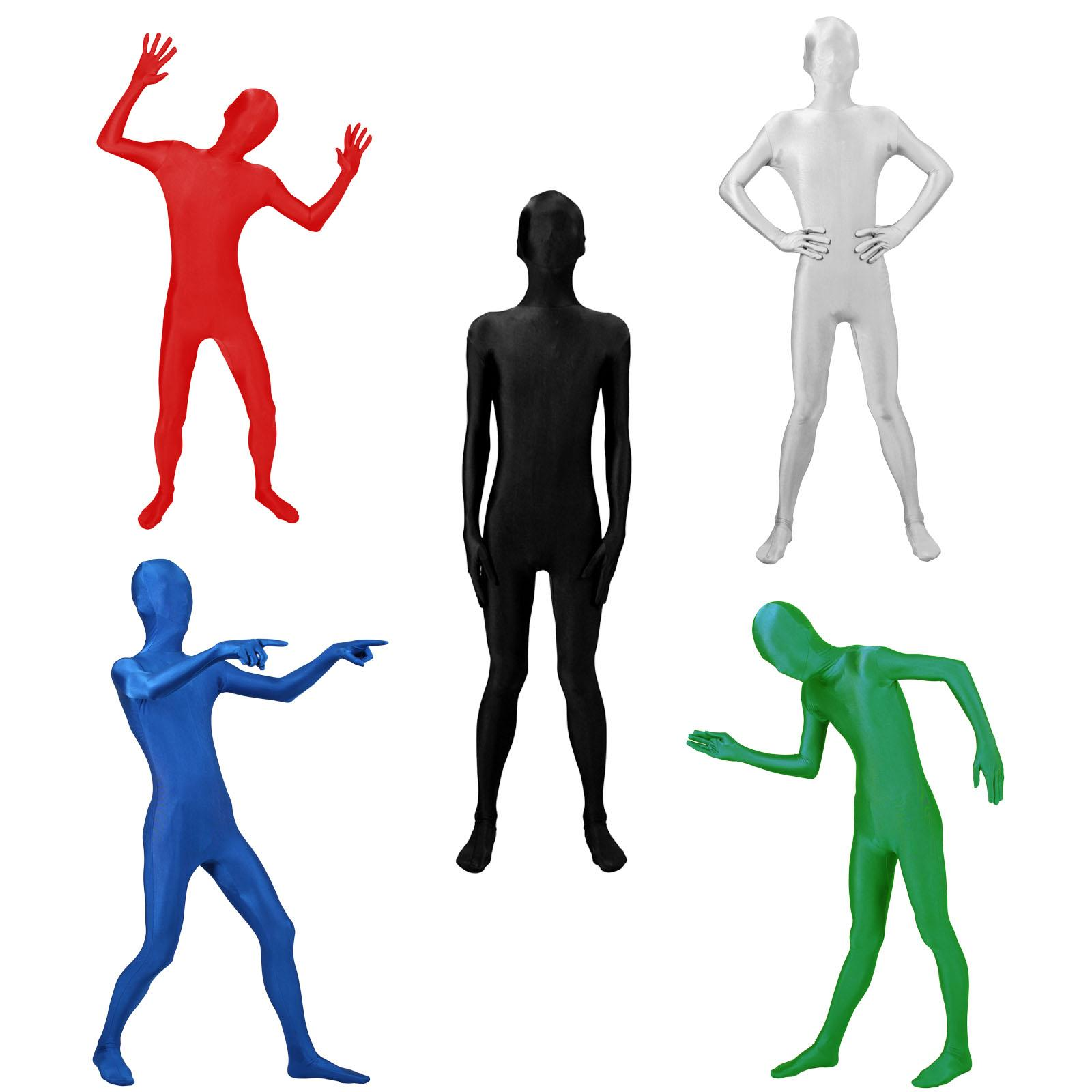 Halloween Costumes Full Body Suits Full Body Spandex Suit