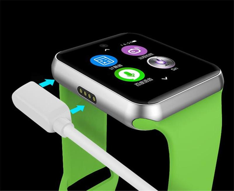 Iwatch Goophone Smart Watch Magnetic Charge Mtk2502c 1 ...