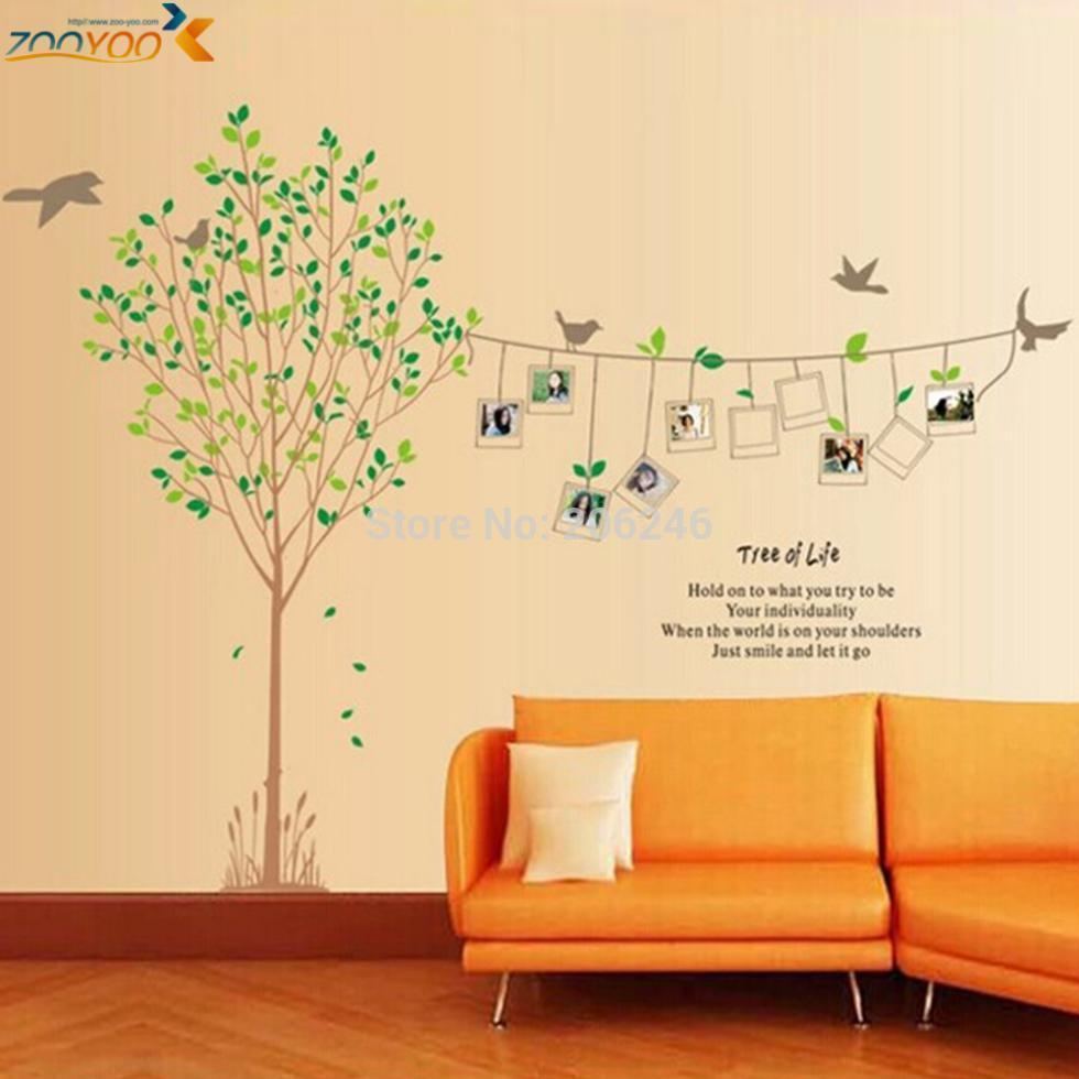 Image Gallery Large Wall Decals Bedroom