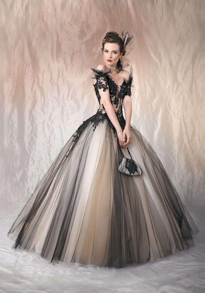 Sexy gothic dresses