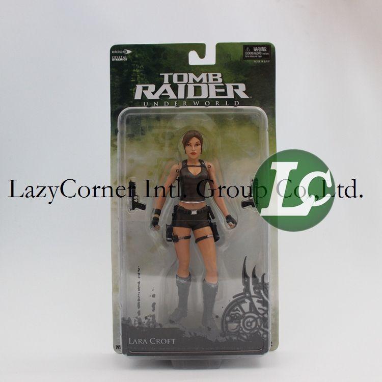NECA Tomb Raider Underworld Lara Croft 7 Action Figure 1