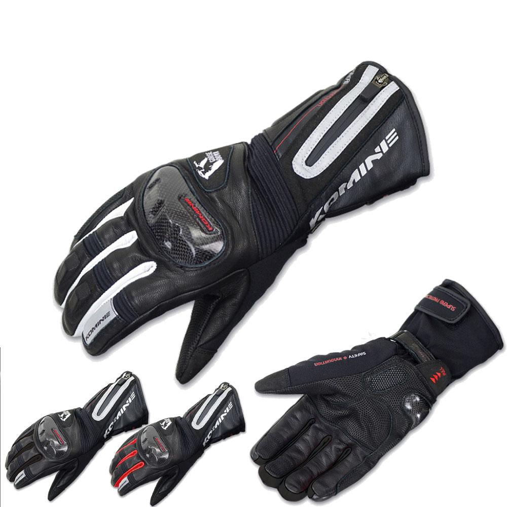 Motorcycle gloves ratings - 2016 New Komine Gk 795 Long Style Cross Country Motorcycle Gloves Windproof Knight Riding