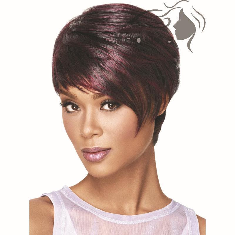 Synthetic Hair Women S Wigs Short Bob Wig Fake Hair
