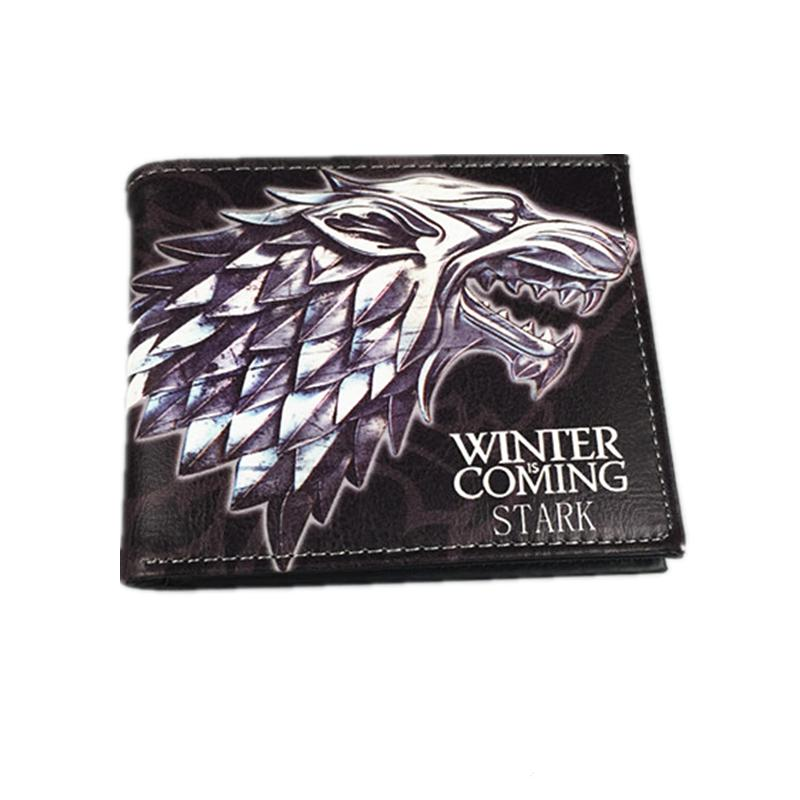 designer wallet with money clip cjai  Game of Thrones Stark Wallets Portafogli Men Money Clips Baelerry Mini  Wallet Bailini Magic Wallet Billeteras