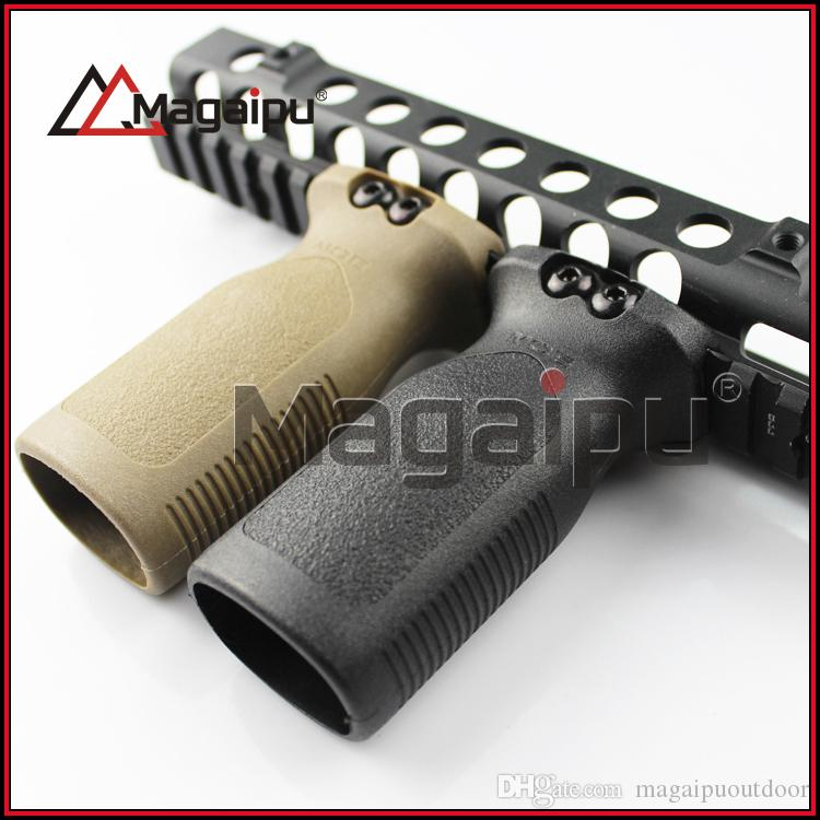 Rail Tactique Forend Front Grip Flat Rail R-V-G Vertical Foregrips Montage 20mm