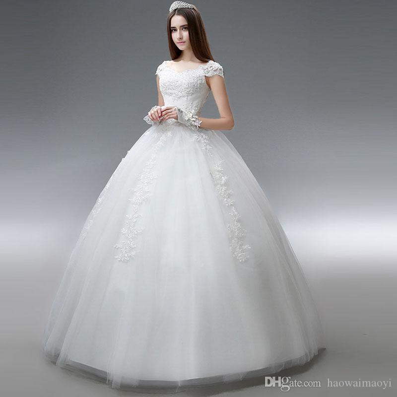 Lace wedding dresses 2015 plus size bridal dress fashion for Alternative plus size wedding dresses