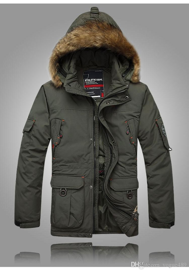 Hot Sale 2015 New Winter Parka Men Down Jacket Men&39s Down Coat