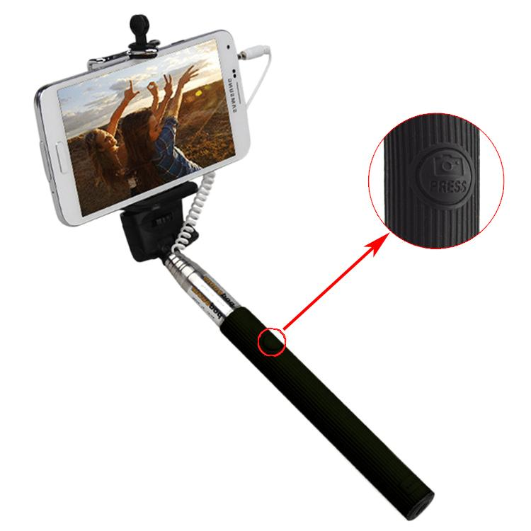 online cheap z07 5s selfie monopod selfie sticks extendable aluminium handheld monopod tripod. Black Bedroom Furniture Sets. Home Design Ideas