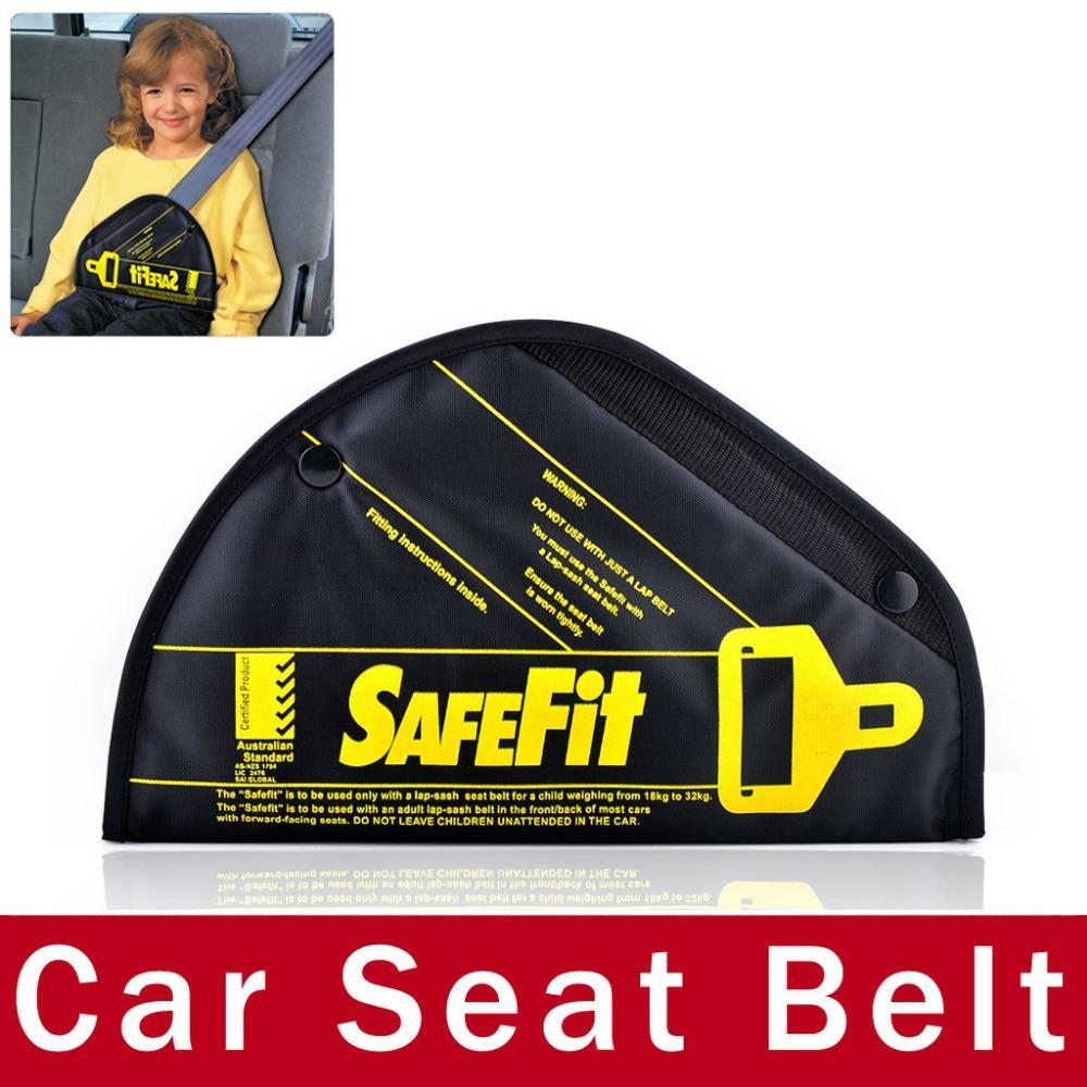new secure car seat belt cover adjust safe device baby child safety belt cushion belt protector. Black Bedroom Furniture Sets. Home Design Ideas