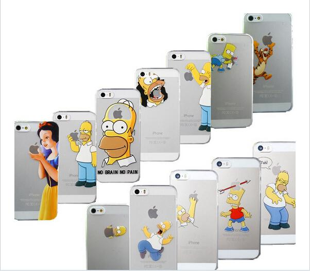 Iphone 6 Case os Simpsons For Iphone 6 4.7 Case