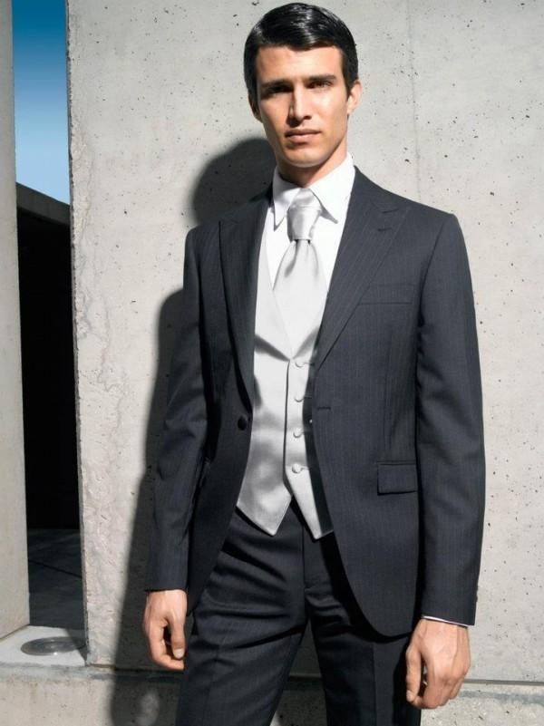 Cheap Dark Grey Tweed Suit | Free Shipping Dark Grey Tweed Suit