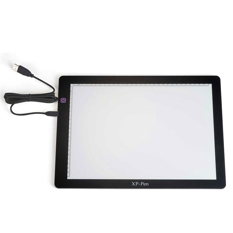 XP Pen 18 LED Tracing Light Table Light Box LED Light Pad USB Powered  Online With $47.46/Piece On Cardmateu0027s Store | DHgate.com