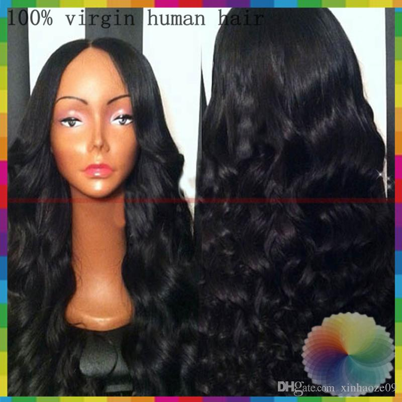 Brazilian Full Lace Wigs With Baby Hair 100 Brazilian Full Lace Wig