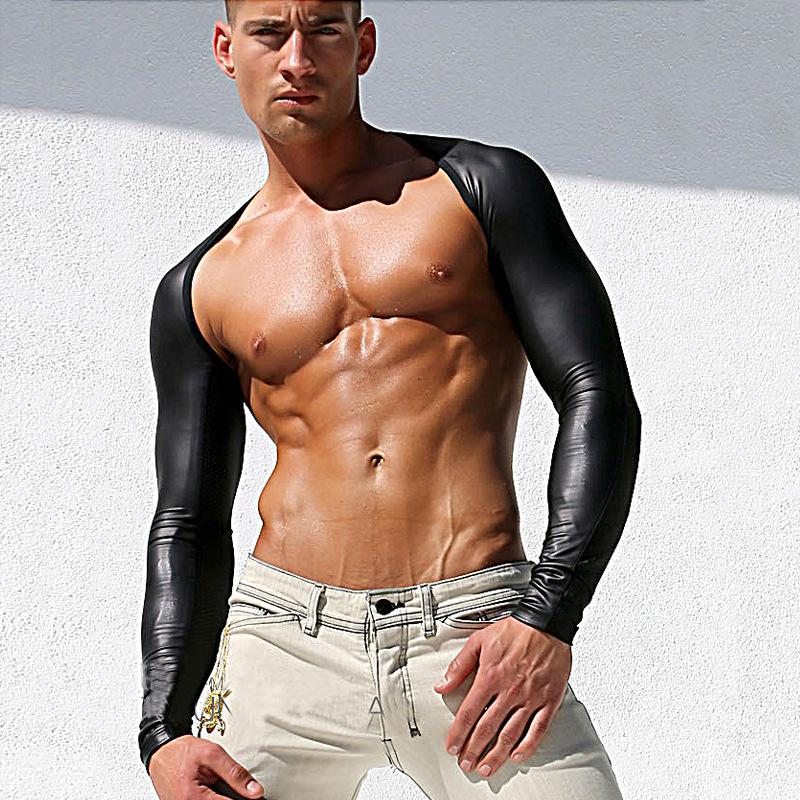 Bodybuilder Workout Clothes Revealing Men
