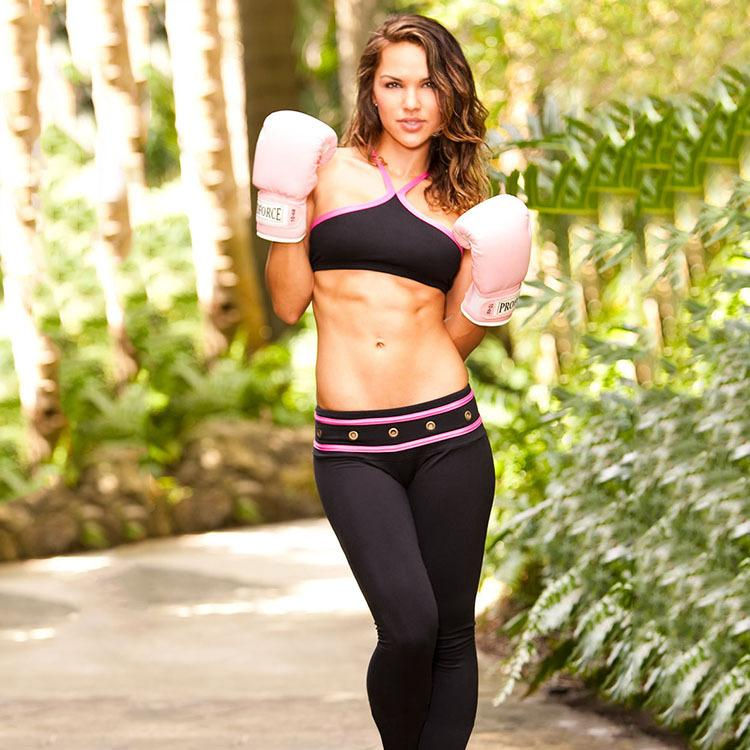 2017 Plus Size Clothing Gym Clothes Personality Womens