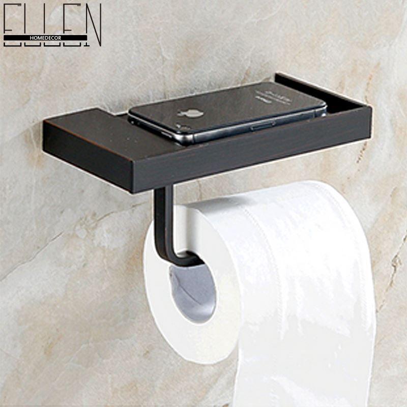 Best Economic Black Toilet Paper Holder Oil Rubbed Bronze